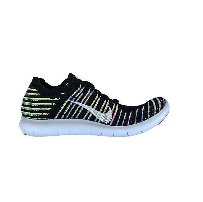 Damen Nike Gratis Rn Flyknit Schwarz Laufschuhe 831070 003 Offizielle Website