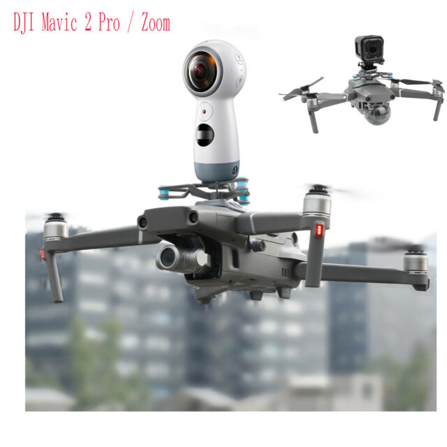 6x GoPro Action Kamera Stabilisator Halter Halterung für DJI Mavic 2 Pro/Zoom
