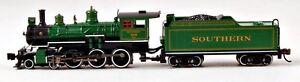 Bachmann n scale train steam loco 4 6 0 ten wheeler dcc equipped