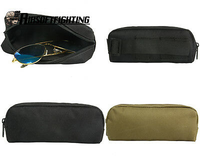 Portable Molle Military Multifunctional Accessory Glasses Sunglasses Pouch Bag