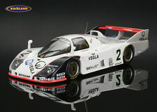 Porsche 936C Joest Vegla Racing DRM Hockenheim 1982 Bob Wollek, Spark Model 1/43