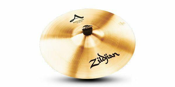 ZILDJIAN   A ZILDJIAN ROCK CRASH 16  Crash cymbal
