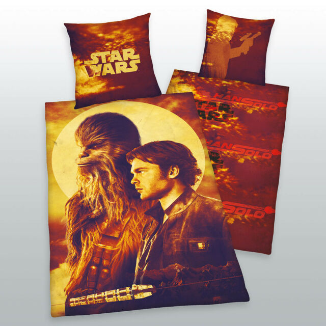 Lenzuola Matrimoniali Star Wars.Herding Lenzuola Star Wars Solo 135 X 200cm Cotone Acquisti
