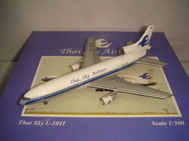 5 Stars 5stars Thai Sky Airlines L-1011 Tristar  2000s Coloreee  1 500