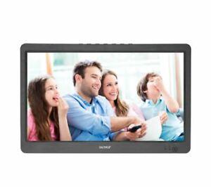 Denver 1032 tragbarer 10,1 Zoll LED TV Fernseher DVB-T2 USB Mediaplayer portabel