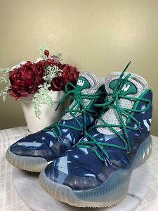 ADIDAS GEOFIT Basketball Shoes Blue