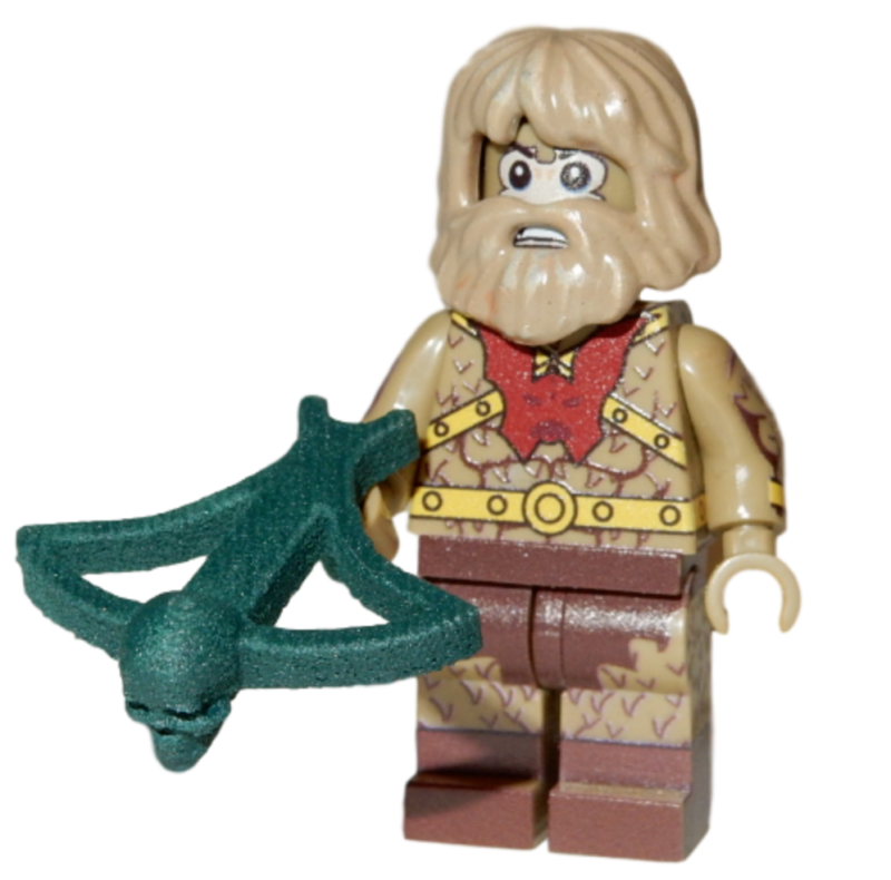 RAM MAN Masters Of The Universe MOTUC Minifigure **NEW** LEGO Custom Printed