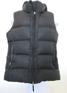 341d4993e Details about Vintage Banana Republic Mens Black Goose Down Puffer Vest  Size Medium