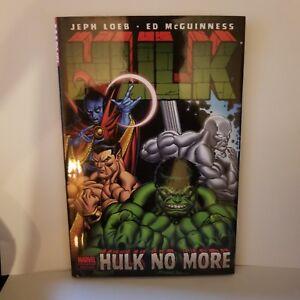 HULK-Vol-3-NO-MORE-Hardcover-Jeph-Loeb-Ed-McGuinness-10-13-600-Defenders