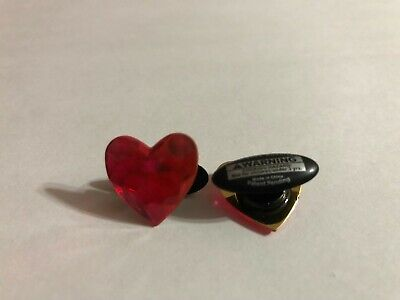 June Light Pink Heart Shoe-Doodle Pink Shoe Charm for Crocs Shoe Charms PSC525