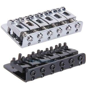 65mm-6-String-Fixed-Hardtail-Electic-Guitar-Telecaster-Tele-Bridge-Top-Load-New