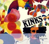 THE KINKS - FACE TO FACE (DELUXE 2CD EDITION)    - CD NEU