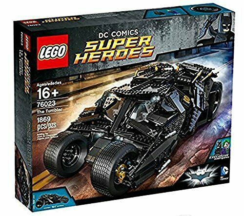 Lego 76023 BATMAN TUMBLER  Brand new,factory sealed