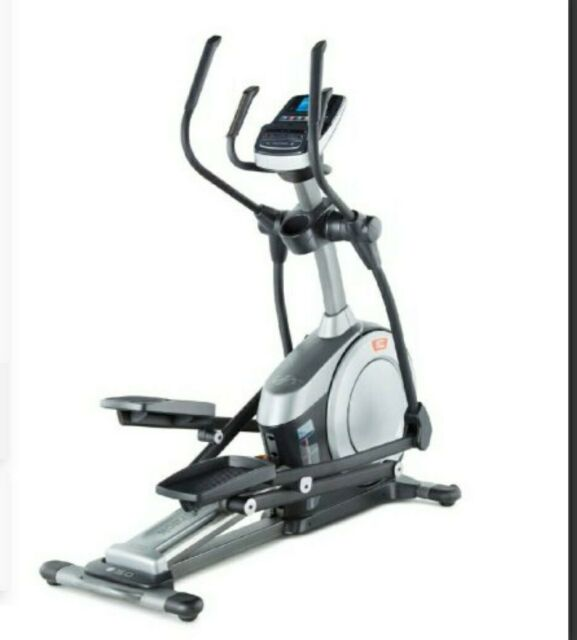 NordicTrack E7.2 Elliptical Cross Trainer With Incline