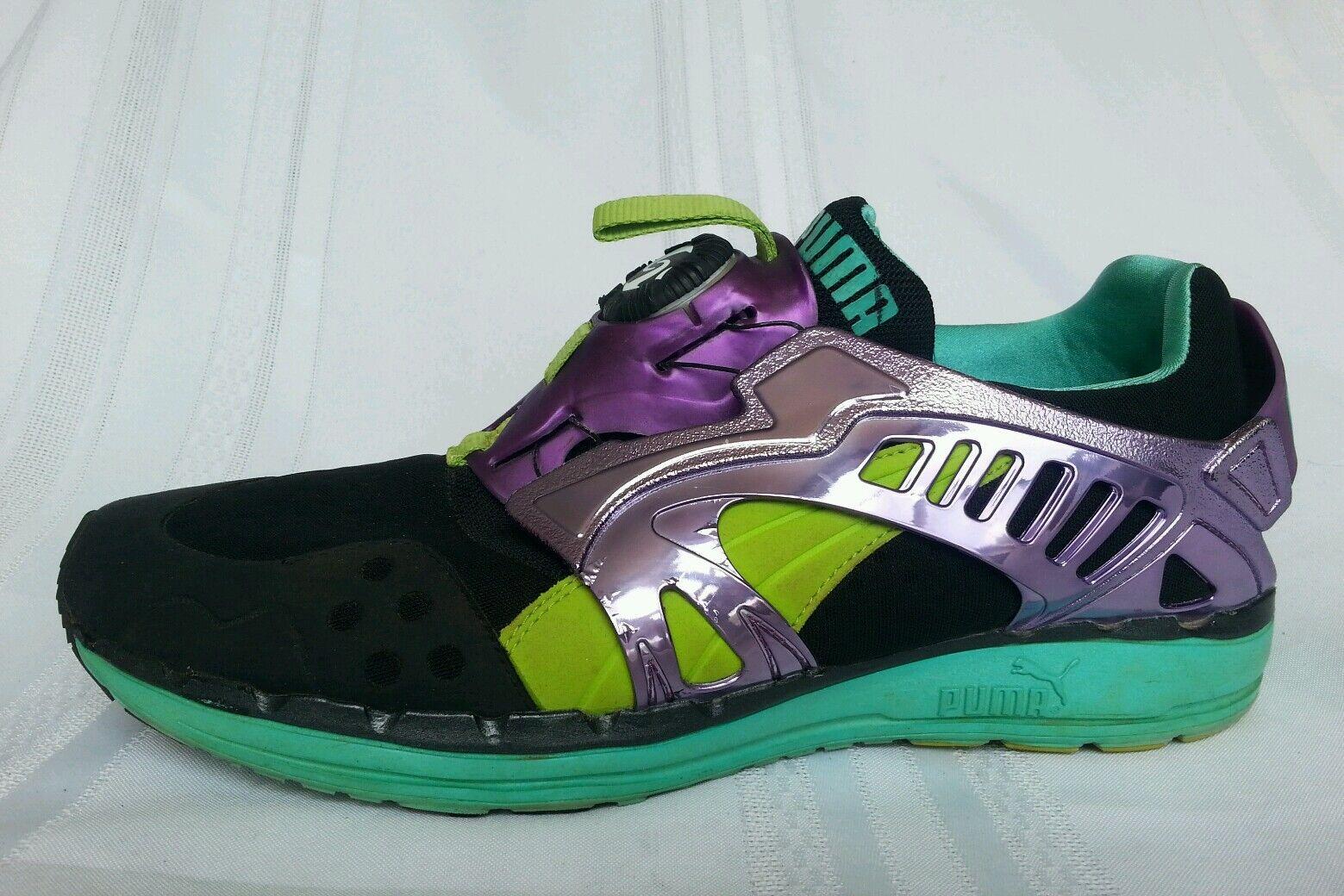 detailed look 55521 a2994 Puma Puma Puma Disk System Hombre Athletic Shoes Talla 12 multi color el  mas popular de. Reducción de precio Air ...