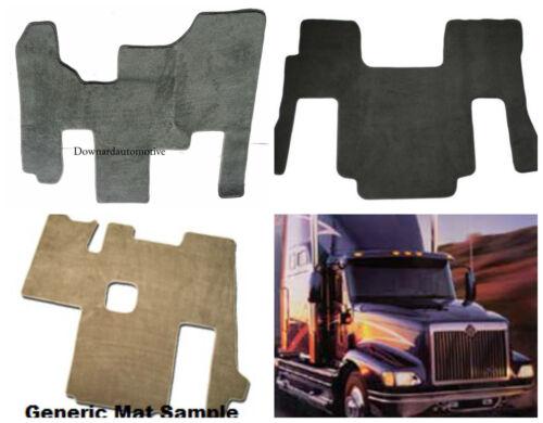 Kenworth T700 Manual Transmission Custom Fit Floor Mat 2011-2014 3 Colors A4