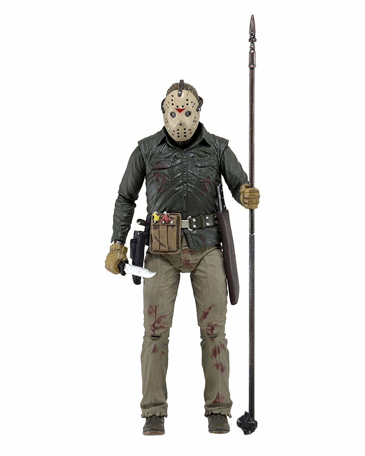 NECA Friday The 13th Ultimate Part 6 Jason Action Figure (7