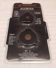 Leupold Alumina Flip-Back Rifle Scope Lens Cover Kit 40mm Objective - 62990