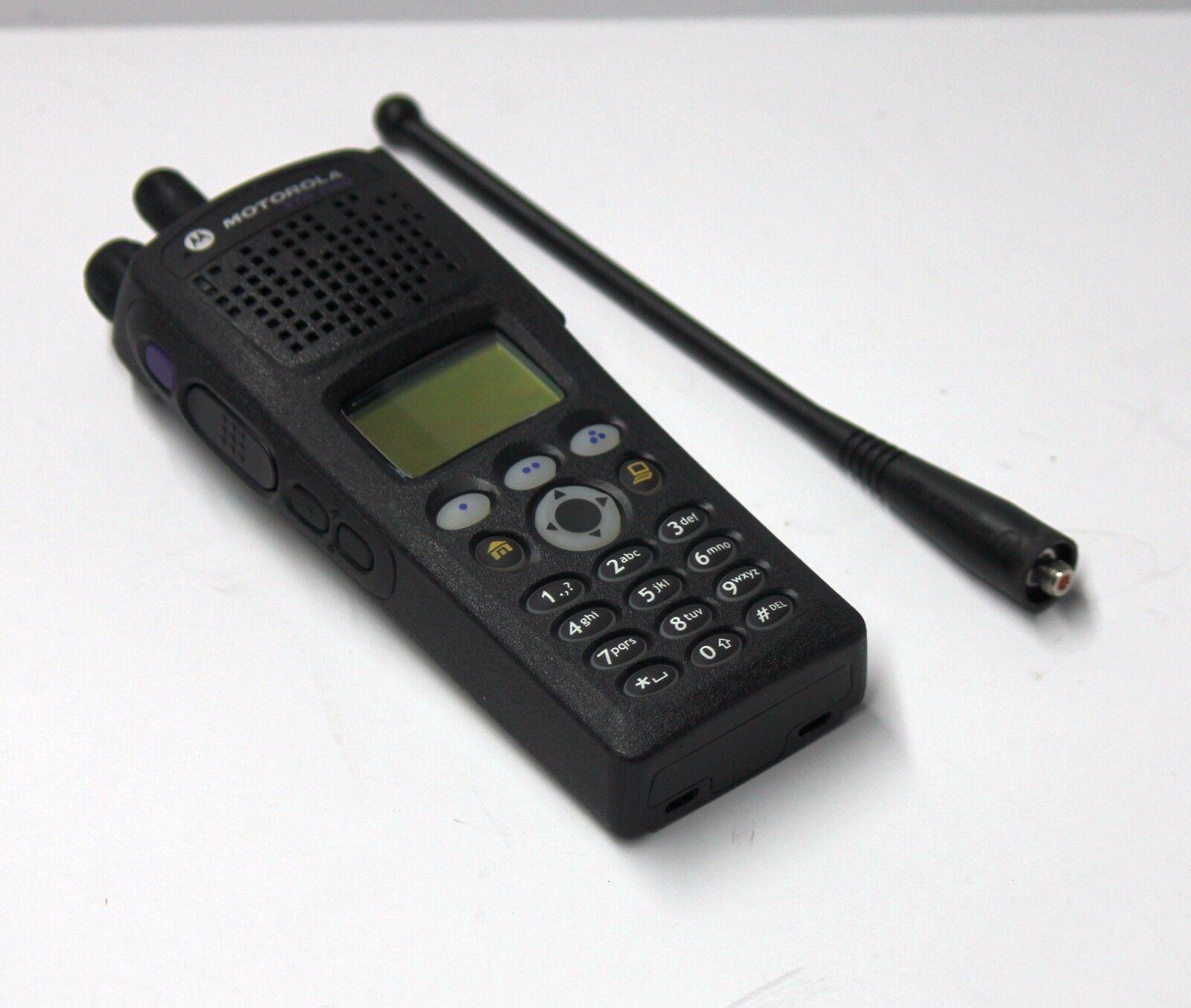 MOTOROLA XTS2500 XTS 136-174 MHZ VHF Model 3 P25 DIGITAL RADIO FPP HAM 8 MEG LOT. Available Now for 299.99