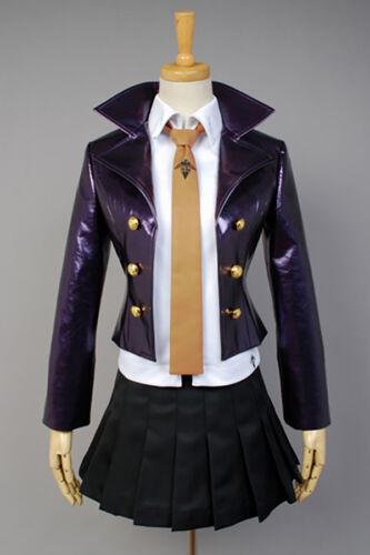 Danganronpa Dangan Ronpa Kyoko Kyouko Kirigiri Cosplay Costume Dress Suit Outfit