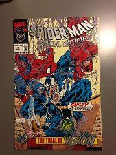 Spider-Man Special Edition Trial of Venom 1 VF/NM UNICEF Promo Daredevil HTF