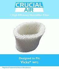 1 Vicks WF2 Humidifier Filter Fits V3500N, V3100 & V3900 Series Model # WF2