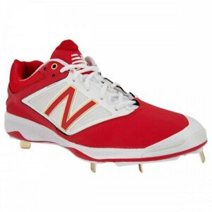 Baseball Cleats White/Red L4040AR3