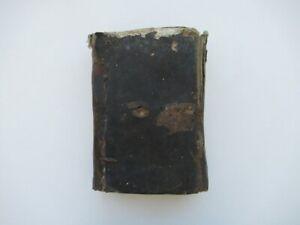 Incomplete Old Arabic Islamic Religious Muslim ,Manuscript Handwritten Book