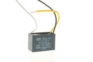 17uf35uf cbb61 capacitor 250 vac 5060hz ceiling fan motor image is loading 1 7uf 3 5uf cbb61 capacitor 250 vac keyboard keysfo Images