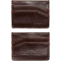 Nixon Legacy Card Wallet Brown