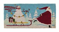 Doormat 18 X 38 - Snowflake Beaded By Park Designs - Christmas Holiday