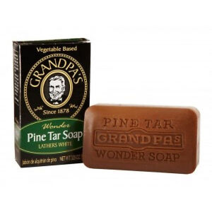Grandpa's Brand Natural Specialty and Pine Tar Soap Bars ...