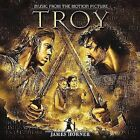 Troy [Music from the Motion Picture] by James Horner (CD, May-2004, Warner Bros.)