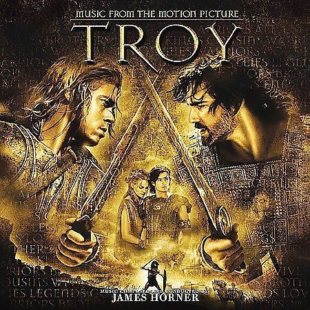 Troy: Music From The Motion Picture (Score) James Horner Audio CD