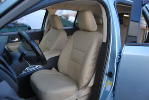 Image Is Loading Ford Edge   Iggee S Leather Custom