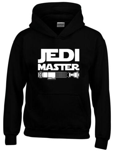 Le Maître Jedi New Order Sci-Fi Movie Sweat à capuche