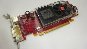 Details about Dell ATI Radeon HD2400XT 256MB DDR2 DMS-59/S-VIDEO LOW  PROFILE Graphics card(G7)