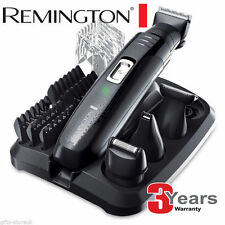 Remington PG6130 Edge ALL IN ONE Personal Groomer Kit Shaver/Trimmer Cordless