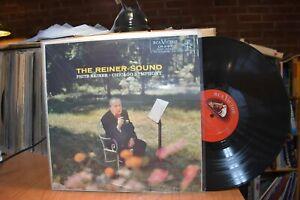 Fritz Reiner Chicago Symphony The Reiner Sound LP RCA Shaded Dog LM-2183 Mono