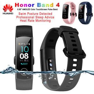 Huawei Honor Band 4 Smart-Armband 0.95'' Touchscreen Herzfrequenz-Schlafmonitor