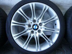 ALUFELGEN-ORIGINAL-BMW-M-DOPPELSPEICHE-M135-M-135-3er-E46-Z4-8-amp-8-5-x-18-ZOLL