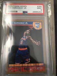 Tim-Hardaway-Jr-2013-Panini-NBA-Hoops-Gold-Rookie-Card-RC-PSA-9-Mint