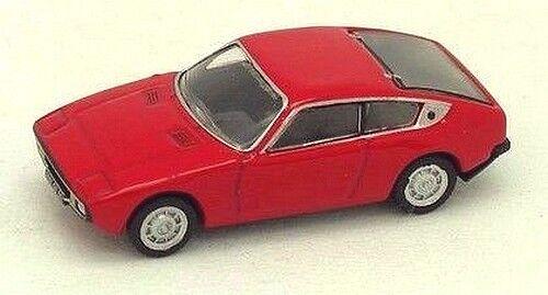 Matra Simca Bagheera 1975 coupé rouge - NOREV - Echelle 1/87 - Ho