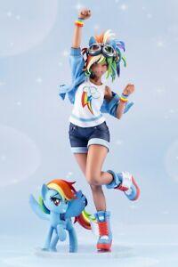 Kotobukiya My Little Pony Bishoujo Rainbow Dash 1//7 scale PVC Figure Japan