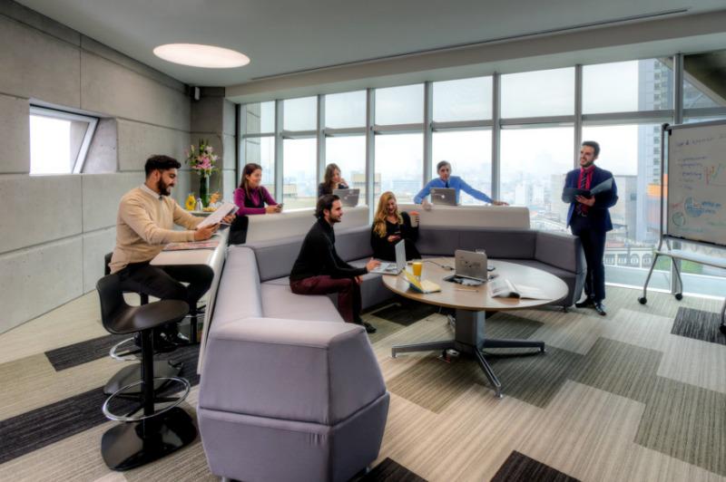 Oficina En Renta En Centro De Negocios En Torre Reforma Para 3 Personas (m2o229