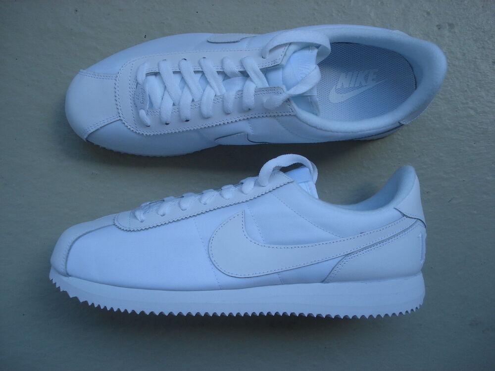 Nike Air Classic Cortez Basic qs 1972 45 blanc/blanc-blanc-ite