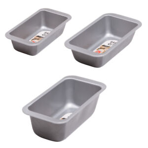 Details About 1lb 2lb Or 4lb Baker Salt Non Stick Bread Loaf Cake Pan Tray Tin And UK Made