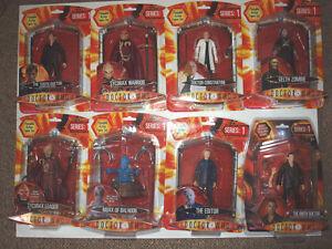 Gelth Sycorax GEKREMPELT NEU Doctor Who SERIE 1 Figuren Neunte Zehnte Moxx
