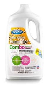 BestAir 246-PDQ-6 Golden Solutions Humidifier Bacteriostatic /& Water Treatment 6