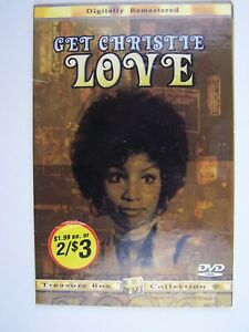 Get Christie Love DVD Cult Classic